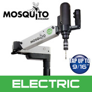 Roscamat Mosquito Electric Tapping Arm, Vertical & Horizontal, 300 RPM - R050100F