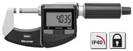 "Mahr Micromar 40 ER Digital Micrometer, 0-25mm/0-1"" - 4157010"