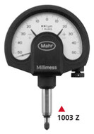 MAHR Millimess Dial Comparator 1003 Z, Waterproof - 4334905