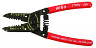 "Wiha Wire Strippers & Cutters 6.0"" - 57816"