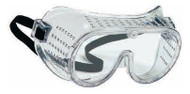 Crews Perforated Safety Goggles - 56-680-2