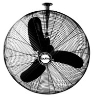 "Air King Ceiling Mount Fan, 30"" 1/3 HP Oscillating - AK9375"