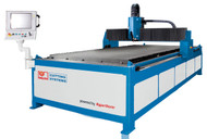Knuth Plasma-Jet DSL Compact, 5 x 10 ft. Table - PJ-DSL-C-510