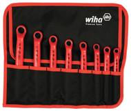Wiha Insulated Deep Offset Wrench Set, 8 Piece Metric - 21095