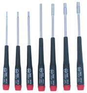 Wiha Precision Metric Nut Driver 7 Piece Set - 26592