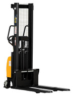 Vestil Combination Hand Pump/Electric Stacker Fixed Forks - SE-HP-63