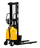 Vestil Combination Hand Pump/Electric Stacker Fixed Forks - SE-HP-118