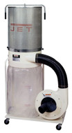 JET Vortex Cone DC-1200VX-CK3 Dust Collector, 2HP 3PH 230/460V, 2-Micron Canister Kit - 710704K