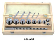 Precise Keyway HSS Broach Sets