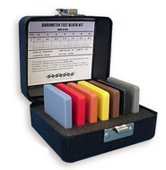 "Flexbar Durometer Shore ""A"" Test Kit w/Certification - 18883"