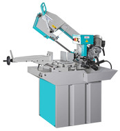 "Clausing-Kalamazoo 10"" Horizontal Double Miter Wet Bandsaw, Inverter Drive MS10D"