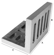 Precise Open End Slotted Angle Plates