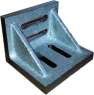 Precise Slotted Angle Plates - Webbed