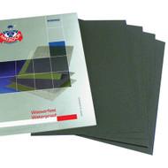 Grobet Matador Waterproof Paper 1200 Grit - 10.048