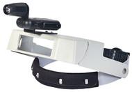 Edroy Magni-Focuser Magnifier w/Light 3.50X Power - 110L