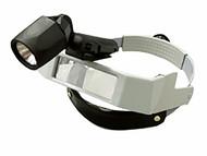 Edroy Magni-Focuser Magnifier w/Light & Auxiliary Lens 5.25X Power - 117L