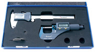 Dasqua 2 Piece IP54 Absolute Electronic Measuring Set - 4209-1002