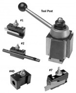 Aloris 5 Piece Starter Set, CXA Series - 3-BS