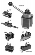 Aloris Super-Precision 7-Piece Set, BXA Series - 2-SET