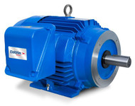 Elektrim Premium Efficient 31N Series TEFC 1800RPM Cast Iron C-Face Electric Motor, 230/460V 145TC 2HP - 31NCM-3-2-18