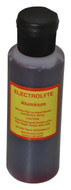 Aluminum Etcher Electrolyte Solution, 4 oz. - 77-167-5