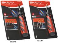 Shaviv Aeroburr Deburring Sets