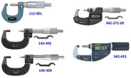 Mitutoyo Crimp Height Type Micrometers