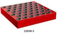 Huot CNC Drop-In Tray for Toolholders