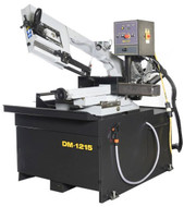 HYDMECH Double Miter Band Saw