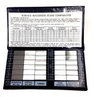 Precise 30 Piece Composite Set of Roughness Standards - 4101-0030