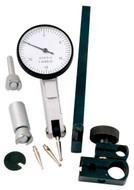 Precise Dial Test Indicator Set with Dovetail Mount - 4409-1208