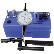 """Precise Interapid Style Dial Test Indicator 0-060"""" Set - 4400-0014"""