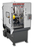 "Kalamazoo K20E 20"" Enclosed Wet Metallurgical Abrasive Saw"