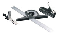 Dasqua 4 Piece Combination Square Set - 4901-1003