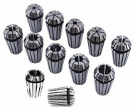 Metric Spring Collet Set, 12 Piece, ER-32, 3-20mm - 3903-5260