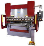 GMC 45 Ton Hydraulic Press Brake - HPB-4504CNC