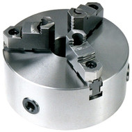 Precise 3-Jaw D1 Direct Mount Self Centering Scroll Chucks