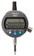 "Mitutoyo ABSOLUTE Digimatic Indicator ID-C1012CMX, 0.5""/12.7mm, Flat Back, Low Measuring Force - 543-405B"
