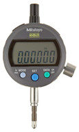 "Mitutoyo ABSOLUTE Digimatic Indicator ID-C112CMX, 0.5""/12.7mm, Lug Back, Low Measuring Force - 543-395"