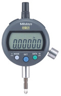 "Mitutoyo ABSOLUTE Digimatic Indicator ID-C112CEX, 0.5""/12.7mm, Lug Back, Low Measuring Force - 543-396"
