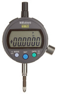 "Mitutoyo ABSOLUTE Digimatic Indicator ID-C1012CMX, 0.5""/12.7mm, Lug Back, Low Measuring Force - 543-405"