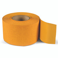 Wearwell GripSafe Reflective Tape Yellow, 1/32in x 4in x 45ft Full Roll - 050.4x45YL