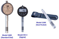 Portable Durometers