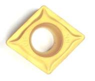 Precise CCMT/HM 80º Diamond Positive Rake Inserts
