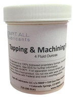 TAPIT ALL Alloy & Machining Paste, 100% BioBased Taping Paste #17-09-4, 4 oz. - 96-002-937