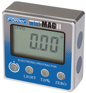 Fowler mini-Mag Protractor II - 54-422-460-0