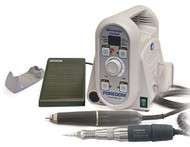 """Foredom Dual Handpiece Kit, Brushless 3/32"""" Collet Rotary + Hammer Handpiece - K.1053"""