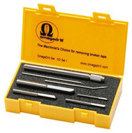 Omegadrill Carbide Broken Tap Remover OD-SET1 - 97-320-6