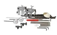 15-192-8 Chain Clamp Kit w/ Back Plunger Indicators. Full Set