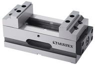 "Vertex 4"" Self-Centering CNC Vise - 3900-2215"